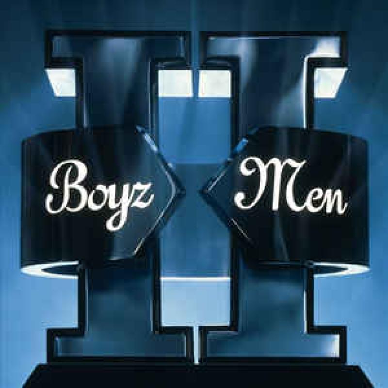 LP Boyz II Men - II (VINYL DUPLO IMPORTADO LACRADO)