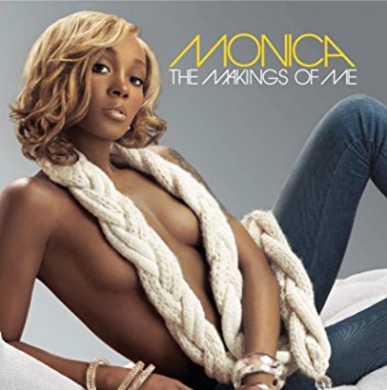 MONICA - Makings of Me (CD) IMPORTADO