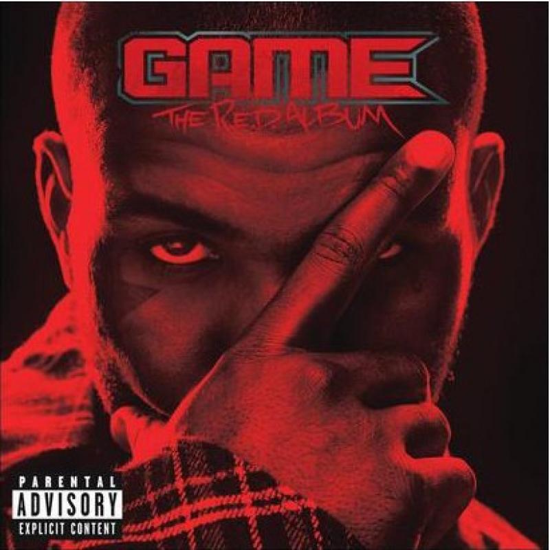 The Game - Red Album IMPORTADO (CD)