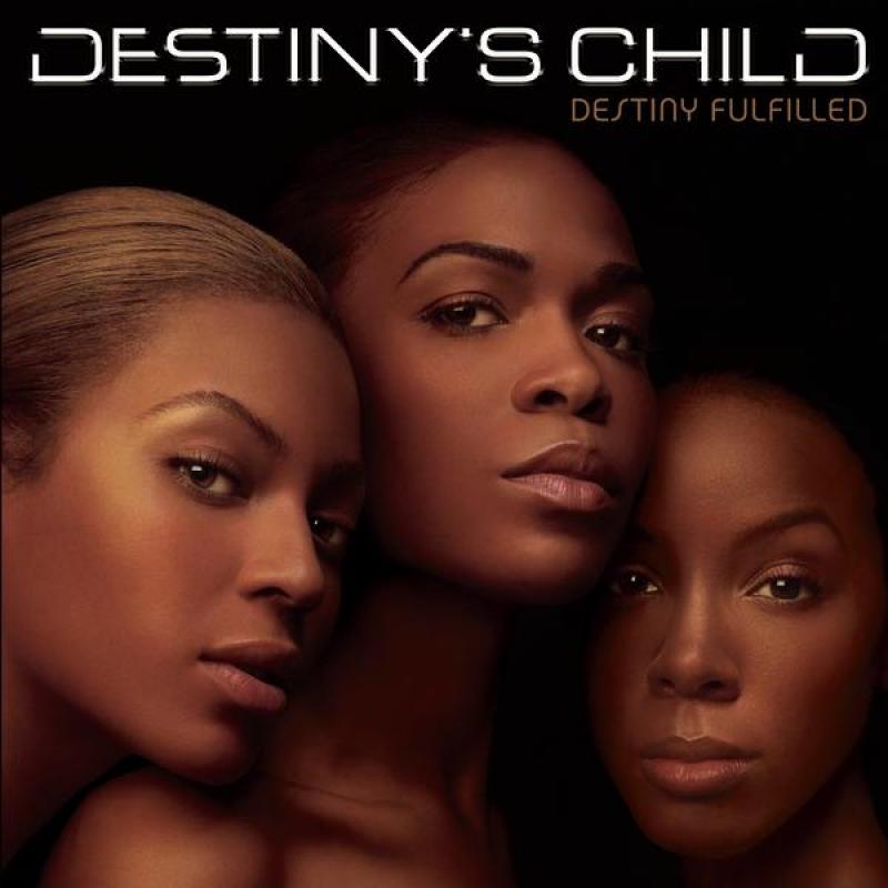 DESTINYS CHILD - Destiny Fulfilled (DUALDISC) IMPORTADO (CD/DVD)