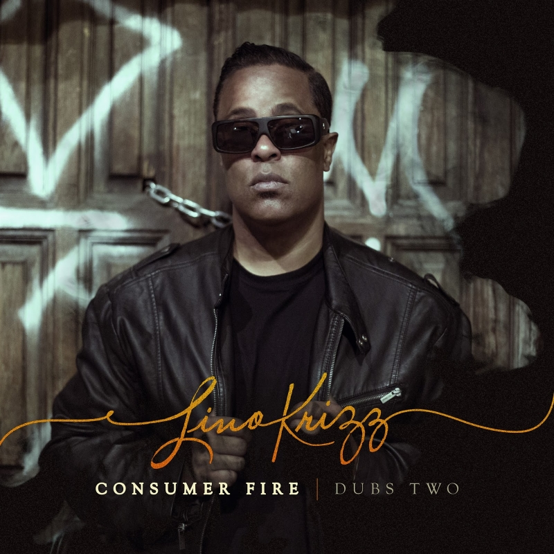 Lino Krizz - Consumer Fire - Dubs Two (CD)