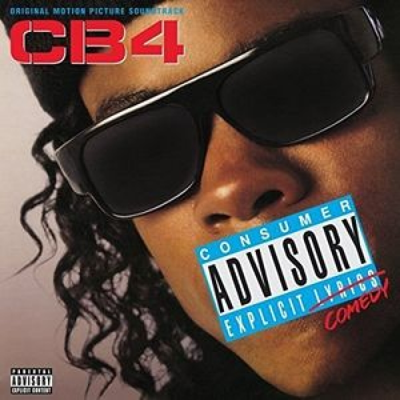 LP - CB4 Original Soundtrack (VINYL IMPORTADO LACRADO)