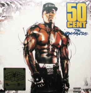 LP 50 Cent - The Massacre (VINY DUPLO IMPORTADO LACRADO)