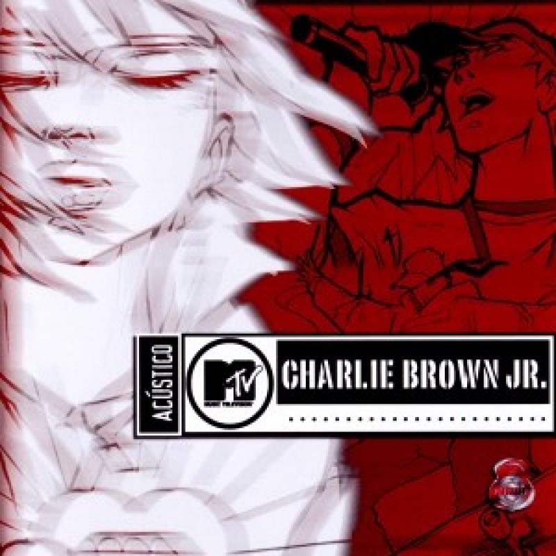 CHARLIE BROWN JR - ACUSTICO MTV CD