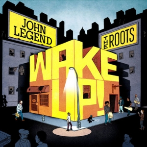 LP John Legend And The Roots Wake Up VINYL DUPLO (IMPORTADO)