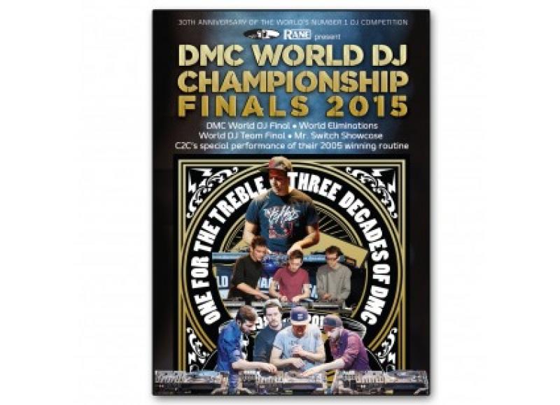 DMC World DJ Championships Final 2015 (DVD)