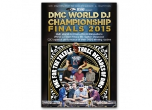 DMC World DJ Championships Final 2015 (DVD)