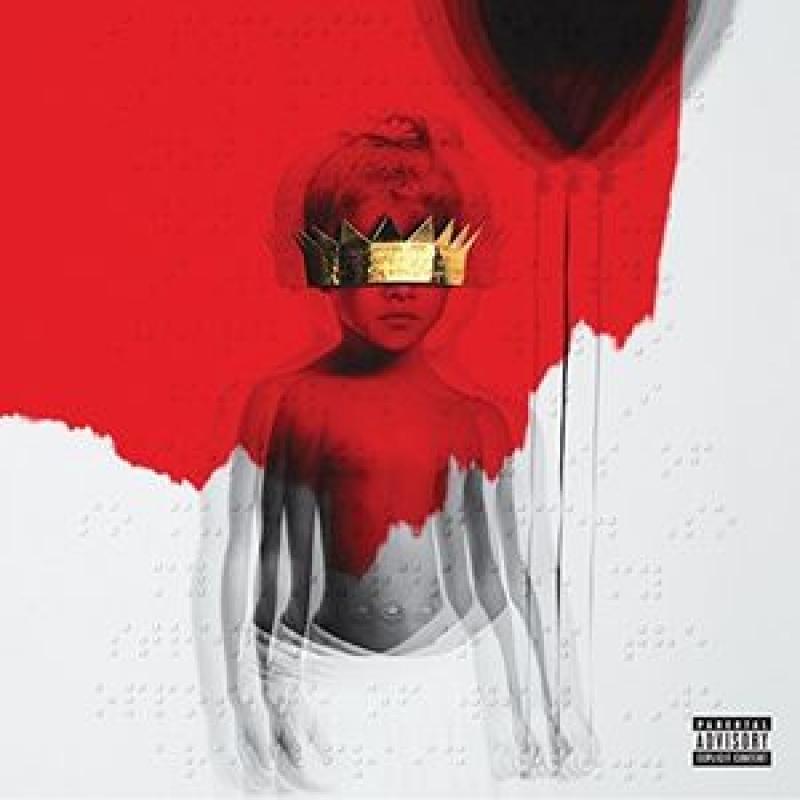 LP Rihanna - Anti (VINYL DUPLO IMPORTADO LACRADO)