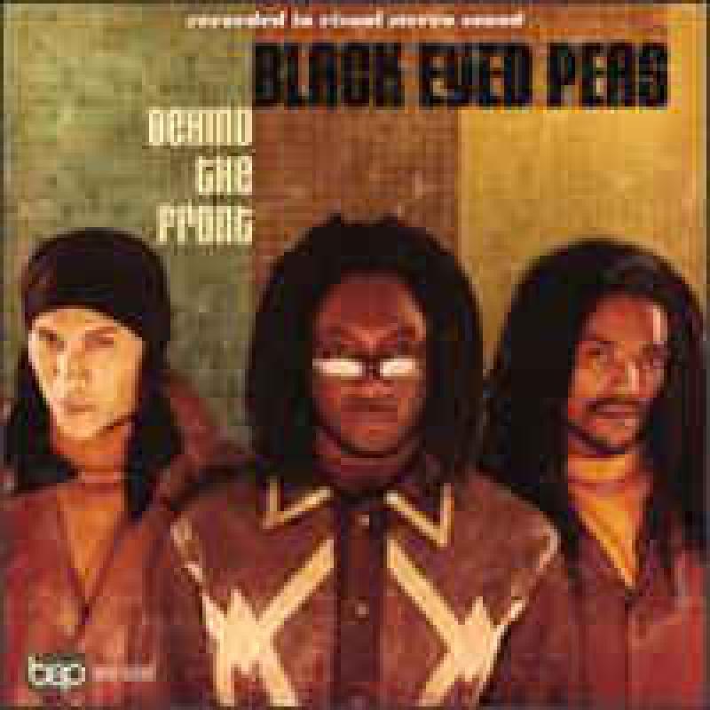 LP The Black Eyed Peas - Behind The Front (VINYL 180 GRAMAS DUPLO IMPORTADO LACRADO)