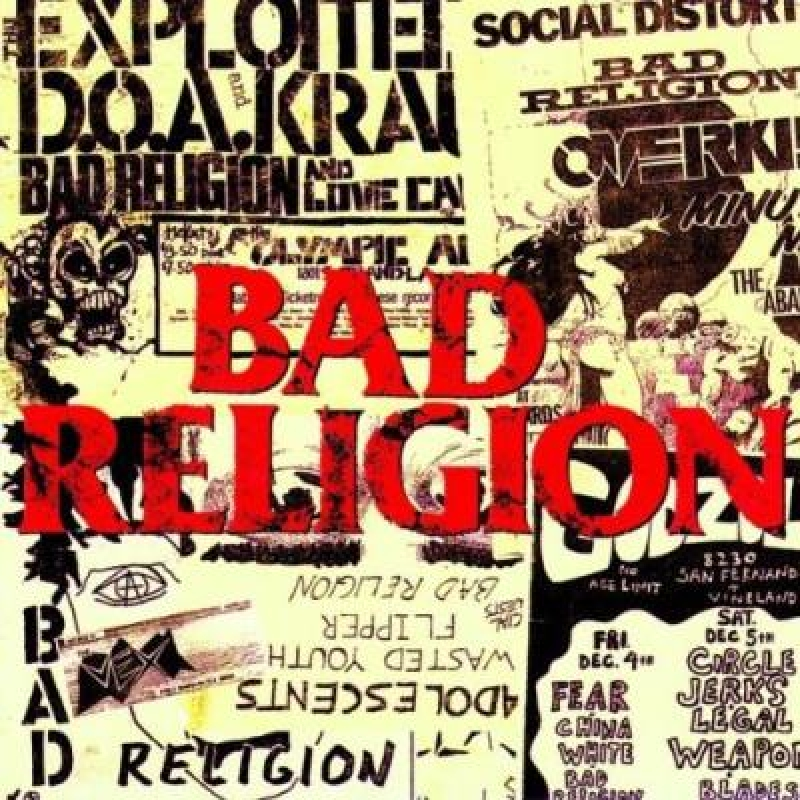 Bad Religion - All Ages CD