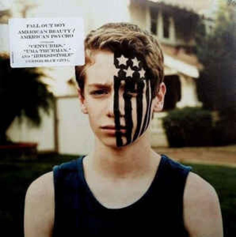 LP Fall Out Boy - American Beauty / American Psycho (VINYL IMPORTADO LACRADO)