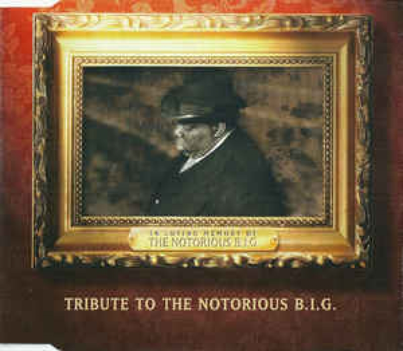 Tribute To The Notorious Big (CD SINGLE IMPORTADO)