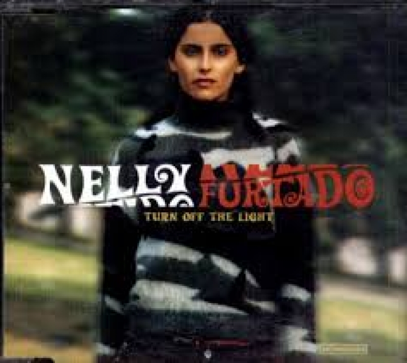 Nelly Furtado - Turn Off The Light (CD SINGLE IMPORTADO)