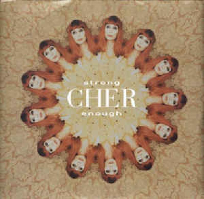 Cher - Strong Enough (CD SINGLE IMPORTADO)