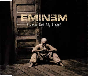 Eminem - Cleanin Out My Closet (CD SINGLE IMPORTADO)
