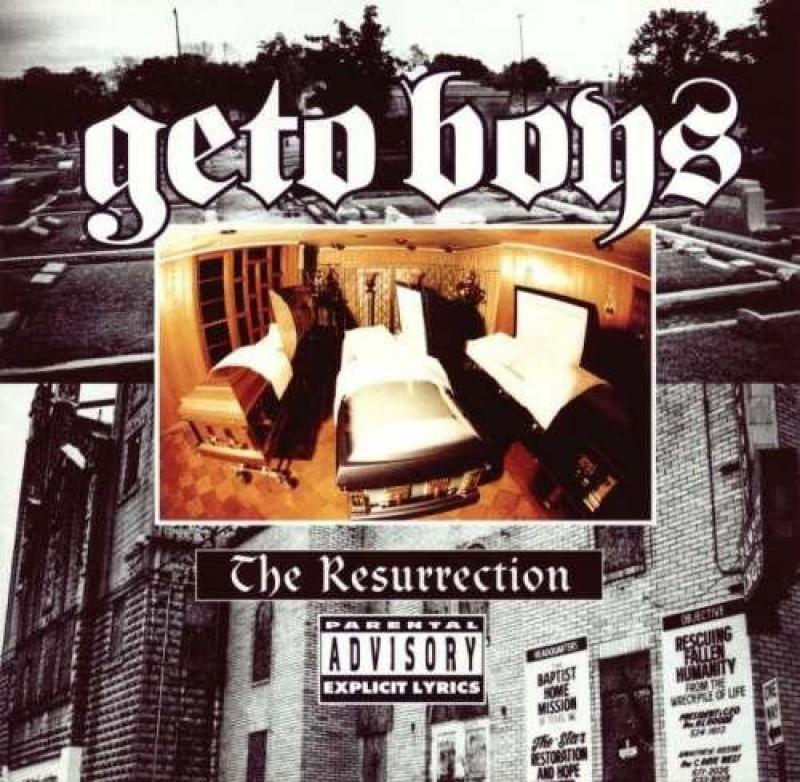 Geto Boys - The Resurrection (CD)