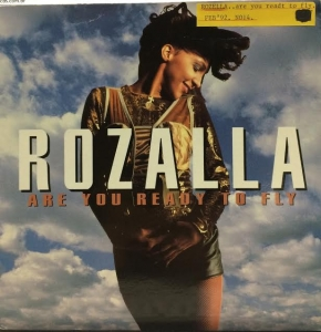 LP ROZALLA - ARE YOU READY TO FLY VINYL 7 POLEGADAS (45rpm)