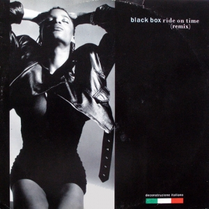 LP Black Box ‎– Ride On Time (Remix) VINYL 7 POLEGADAS