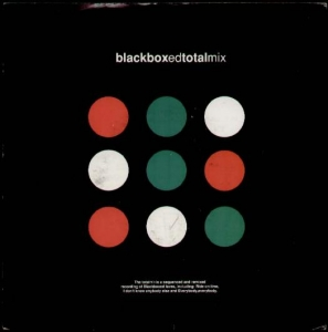 BLACK BOX ED TOTAL MIX  VINYL 7 POLEGADAS (45 rpm)