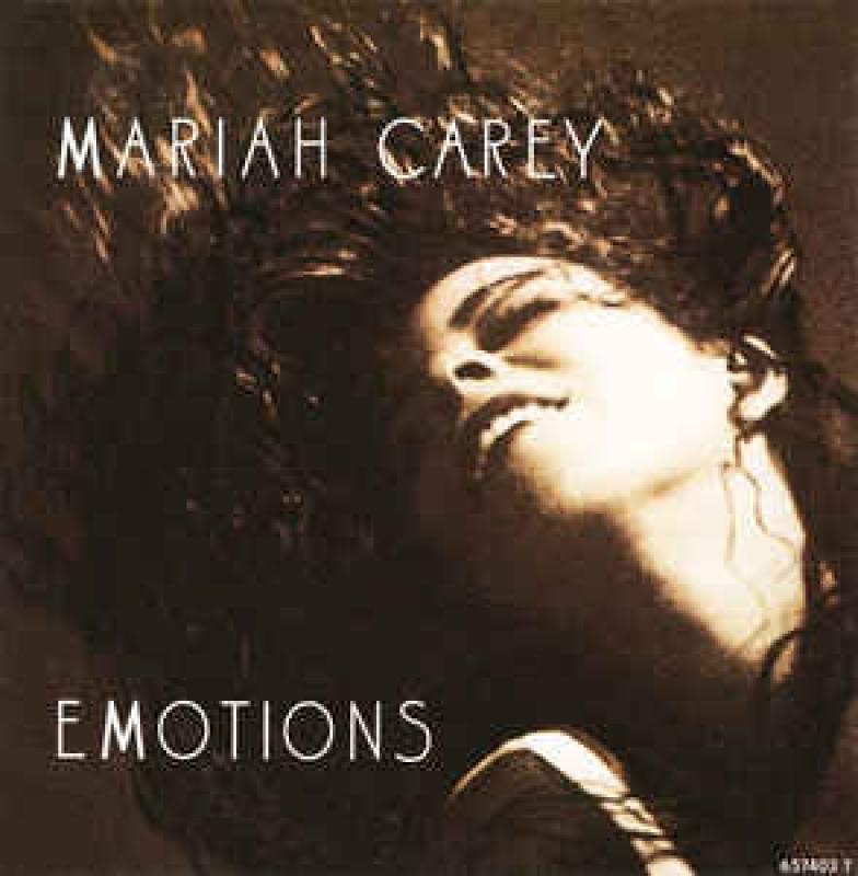 LP Mariah Carey - Emotions (VINYL COMPACTO 7 POLEGDAS)
