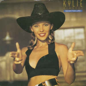 LP Kylie Minogue - Never Too  (VINYL COMPACTO 7 POLEGADAS)