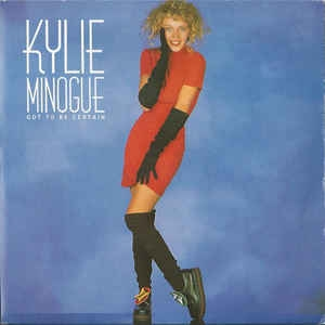 LP Kylie Minogue - Got To Be Certain (VINYL COMPACTO 7 POLEGADAS)