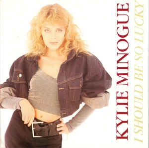 LP Kylie Minogue - I Should Be So Lucky (VINYL COMPACTO 7 POLEGADAS)