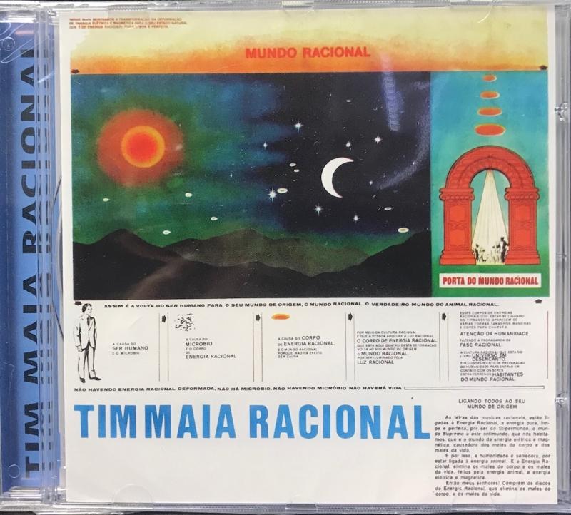 TIM MAIA RACIONAL 1 E 2 (CD)