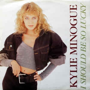 LP Kylie Minogue - I Should Be So Lucky (VINYL SINGLE IMPORTADO)