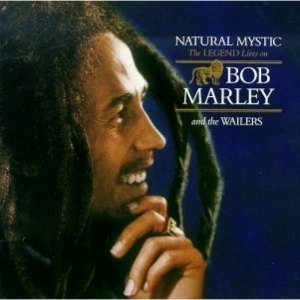 Bob Marley - Natural Mystic - Legend 2 (cd)