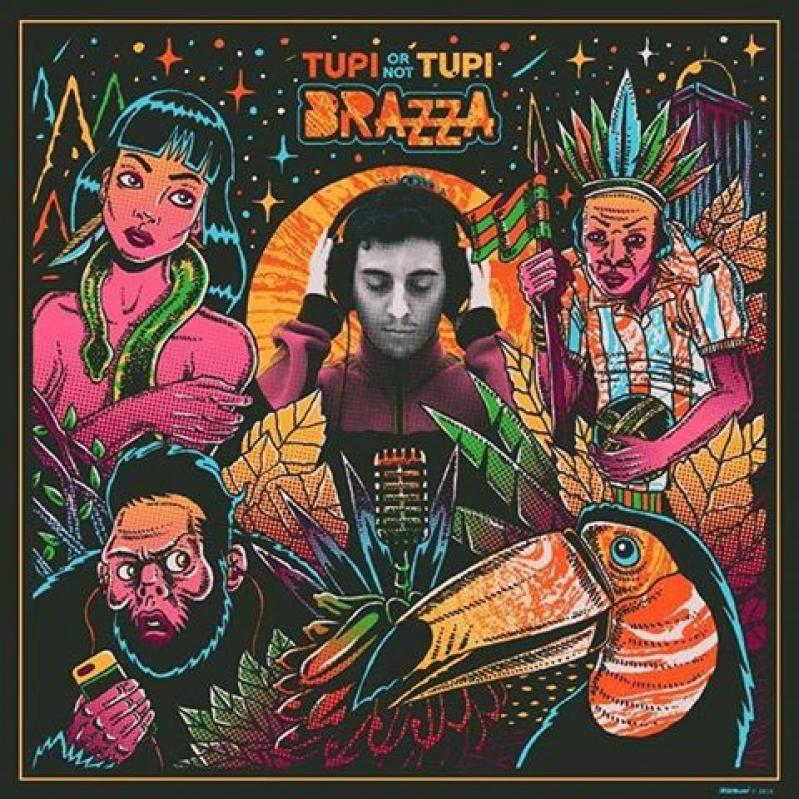 Fabio Brazza - Tupi Or Not Tupi (CD)