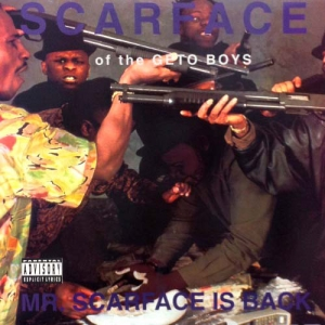 LP Scarface - Mr Scarface Is Back Lacrado Importado Lacrado