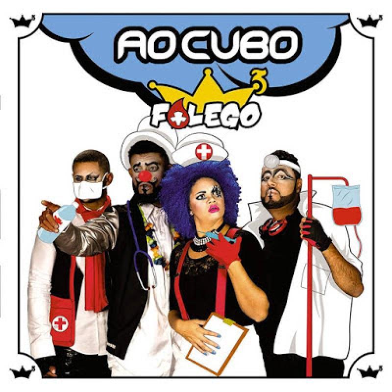 Ao Cubo - Folego (CD)