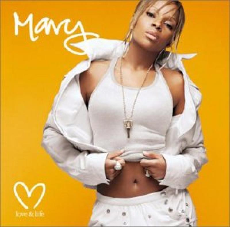 Mary J Blige - Love Life Importado Japan (CD)