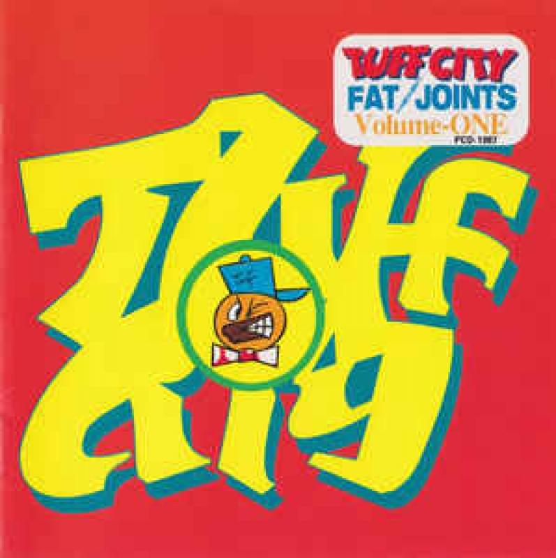 Tuff City Fat Joints Vol. 1 - varios IMPORTADO (CD)