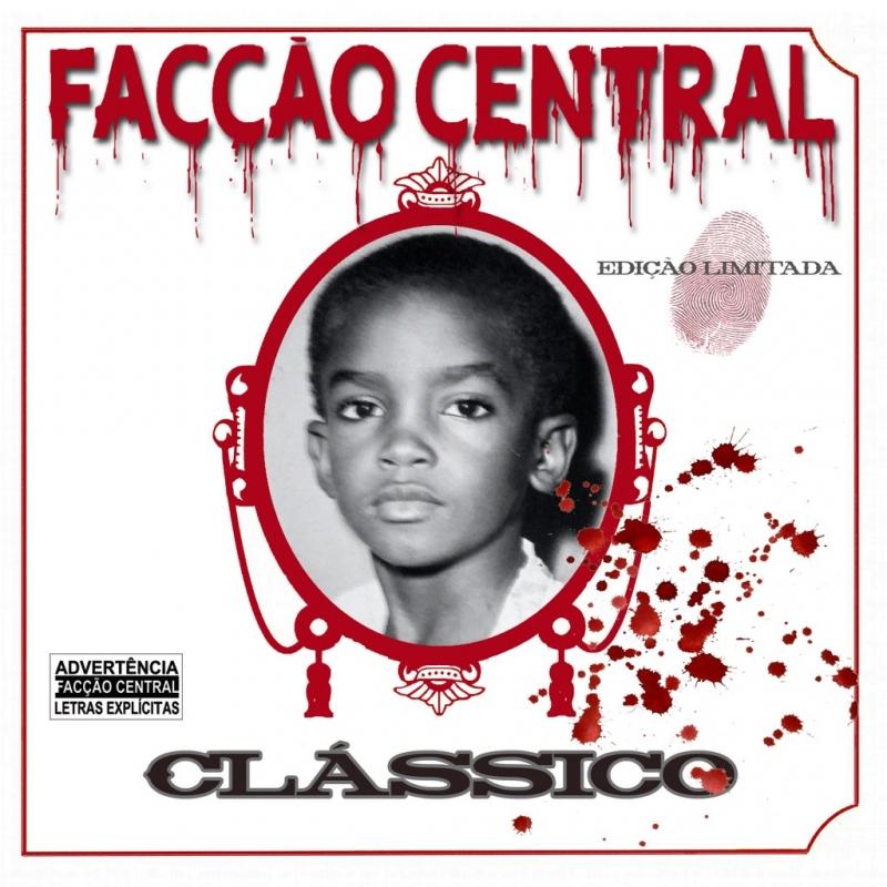 FACCAO CENTRAL - CLASSICO EDICAO LIMITADA (CD) RAP NACIONAL