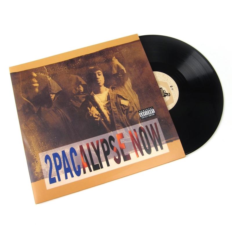 LP 2 Pac - 2Pacalypse Now VINYL DUPLO IMPORTADO (LACRADO)