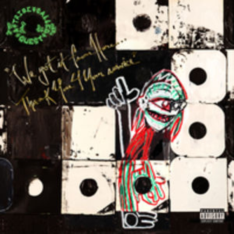 A TRIBE CALLED QUEST - A We Got It  Here Thank You 4 Your Service IMPORTADO (CD)