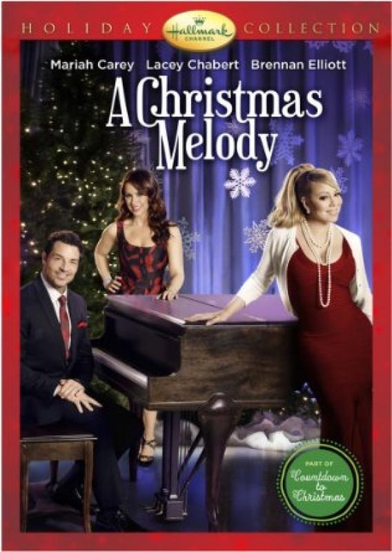 Mariah Carey - A Christmas Melody (DVD)