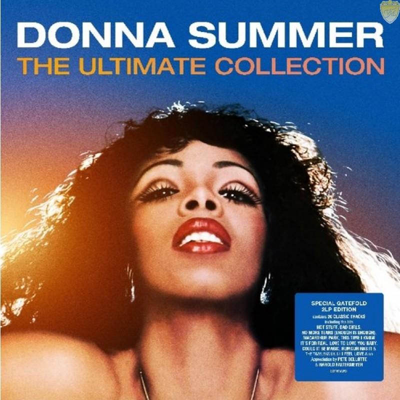 LP Donna Summer - Ultimate Collection VINYL DUPLO IMPORTADO (LACRADO)