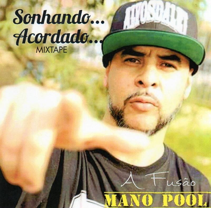 Mano Pool - A Fusao Sonhando Acordado (CD)