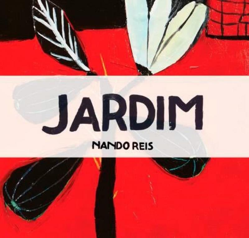 LP Nando Reis - Jardim VINYL (LACRADO)