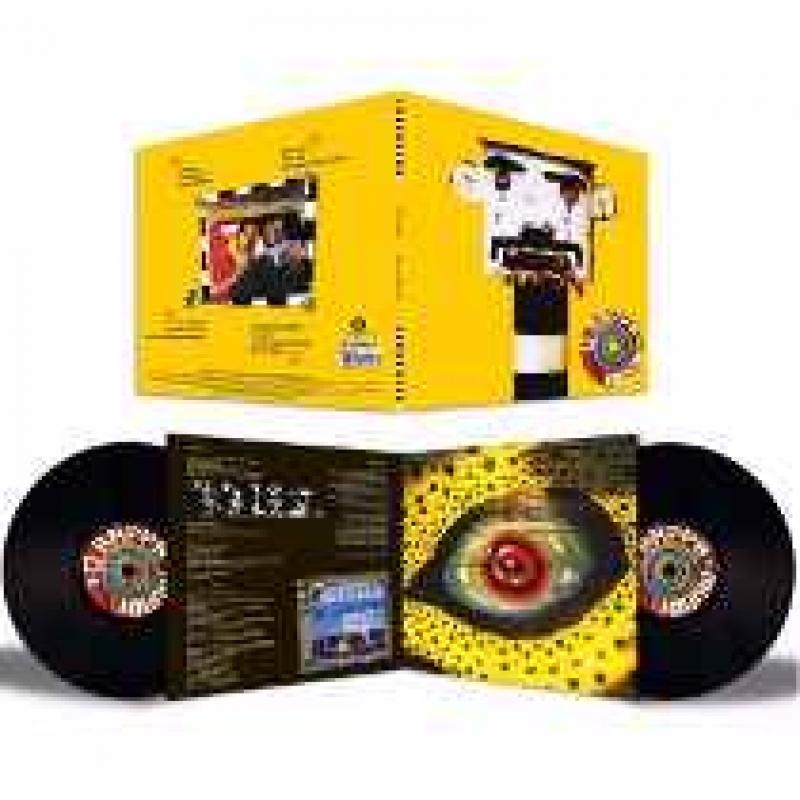 LP O Rappa - Rappa Mundi Vinyl Duplo 180 Gramas
