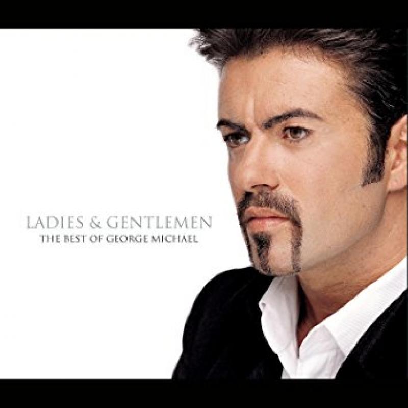 George Michael - Ladies Gentlemen The Best Of ( CD DUPLO )