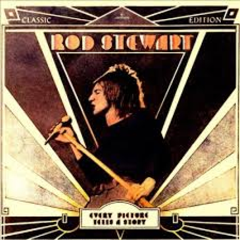 Rod Stewart - Every Picture Tells A Story (CD)