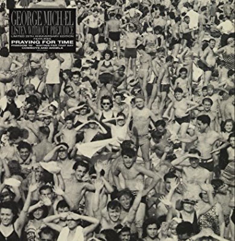 George Michael - Listen Without Prejudice (CD)