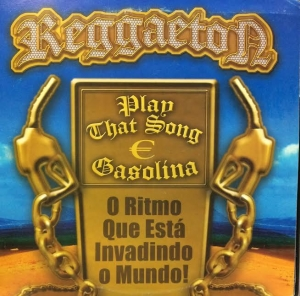 LP Reggaeton - Play That Song & Gasolina VINYL
