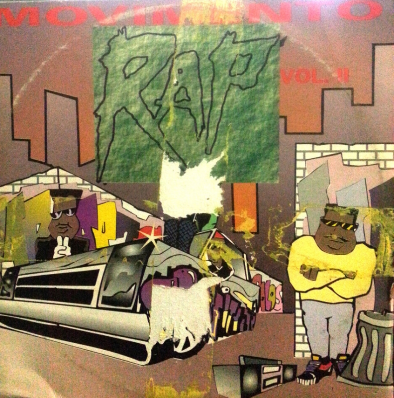 LP Movimento RAP - Vol. 2