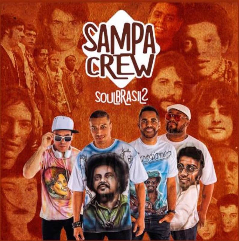 SAMPA CREW - SOUL BRASIL 2 (CD)