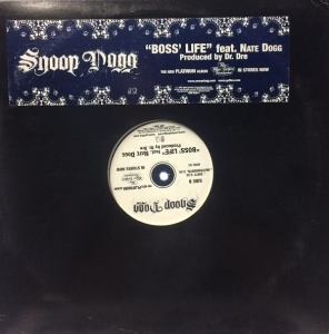 LP Snoop Dogg - Boss Life VINYL Single IMPORTADO